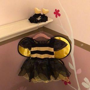 Koala kids Bumble Bee Costume size 12-18mo